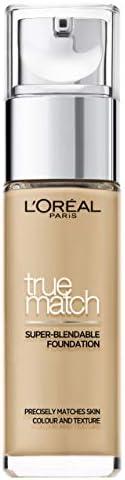 L'Oréal Paris True Match Liquid Foundation 3W Golden B