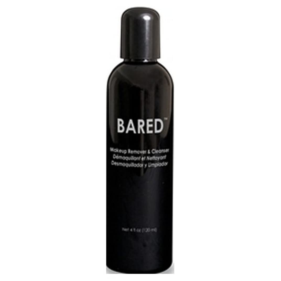 一杯疫病移行する(6 Pack) mehron Bared Makeup Remover and Cleanser - Clear (並行輸入品)