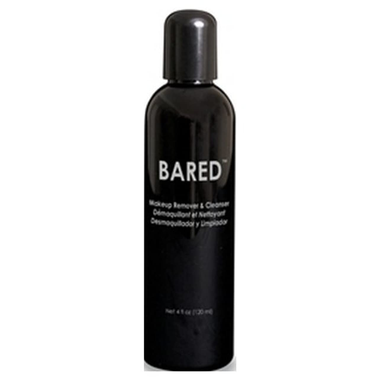 mehron Bared Makeup Remover and Cleanser - Clear (並行輸入品)