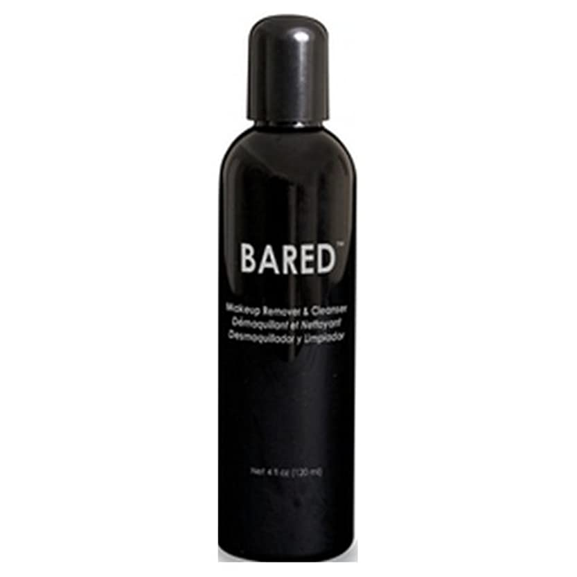 セラー砂液化するmehron Bared Makeup Remover and Cleanser - Clear (並行輸入品)