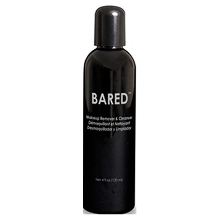 悲しいことに満州相互接続(6 Pack) mehron Bared Makeup Remover and Cleanser - Clear (並行輸入品)