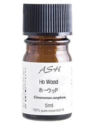 ASH ホーウッド エッセンシャルオイル 5ml AEAJ表示基準適合認定精油
