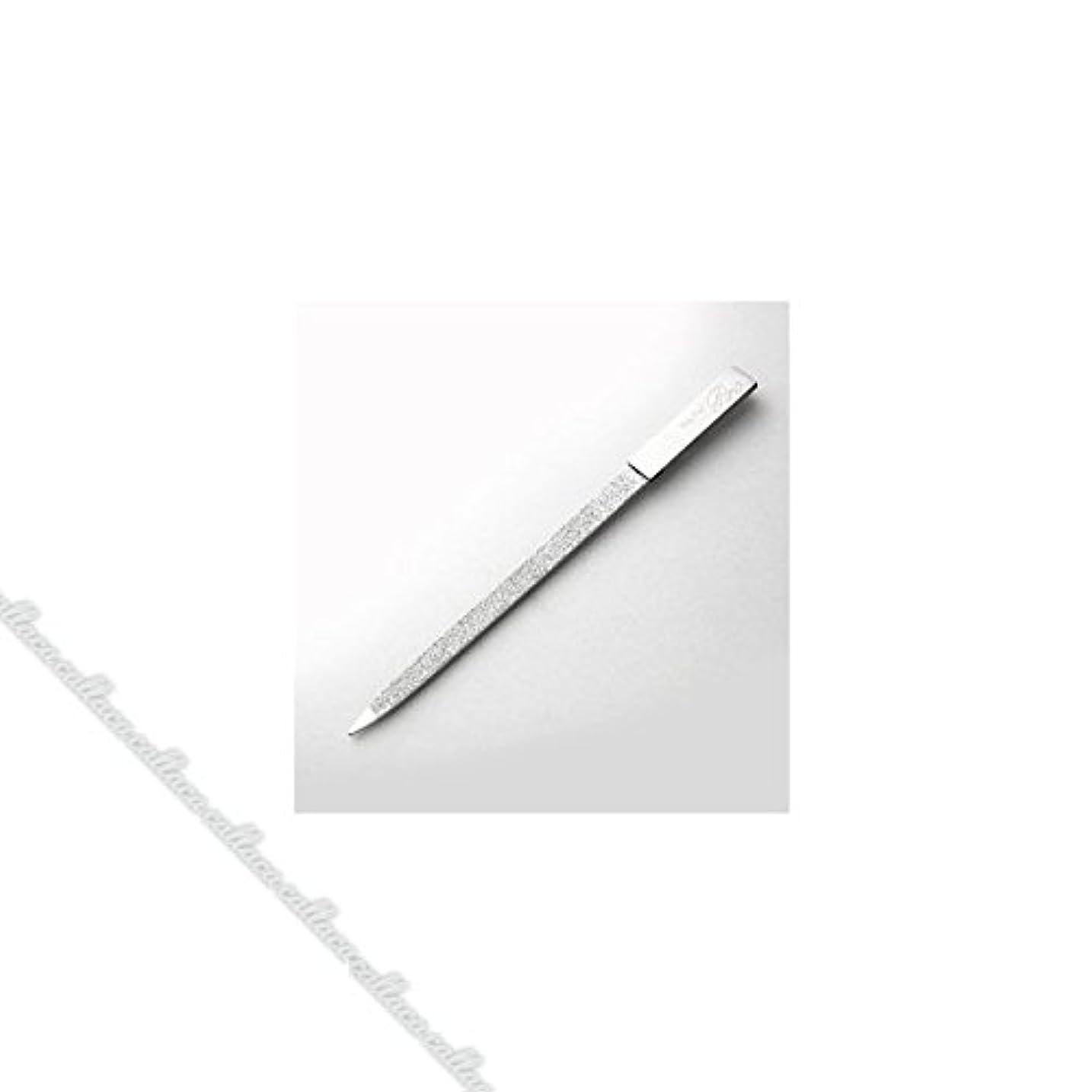 各幻滅する自己写ネイル ステンレスファイル 100G