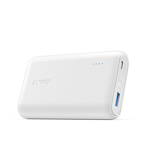 Anker PowerCore Speed 10000 QC (10000mAh 大容量 モバイルバッテリー)【Quick Charge 3.0/2.0/1.0 & Powe...