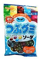 春日井製菓 つぶグミ ソーダ
