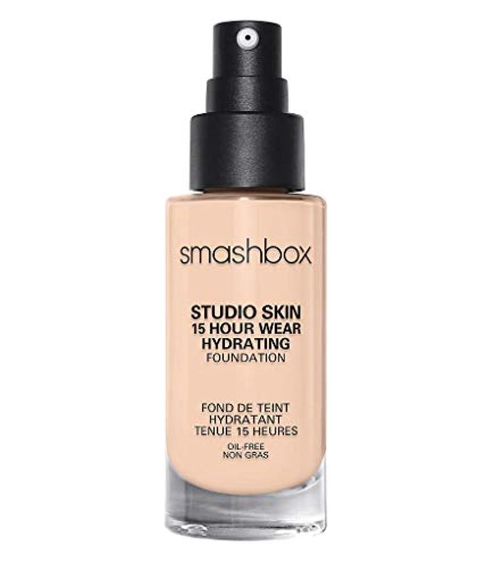 正確に宣言する机スマッシュボックス Studio Skin 15 Hour Wear Hydrating Foundation - # 0.3 Fair With Neutral Undertone 30ml/1oz並行輸入品