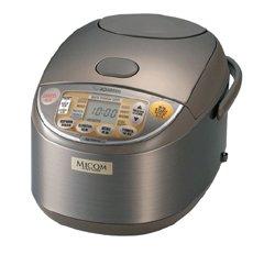 ZOJIRUSHI 海外向け炊飯器 極め炊き 5合/220-230V NS-YMH10