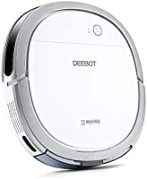 Ecovacs Deebot OZMO Slim11 Robot Vacuum Cleaner with Mop and High Efficiency Filter