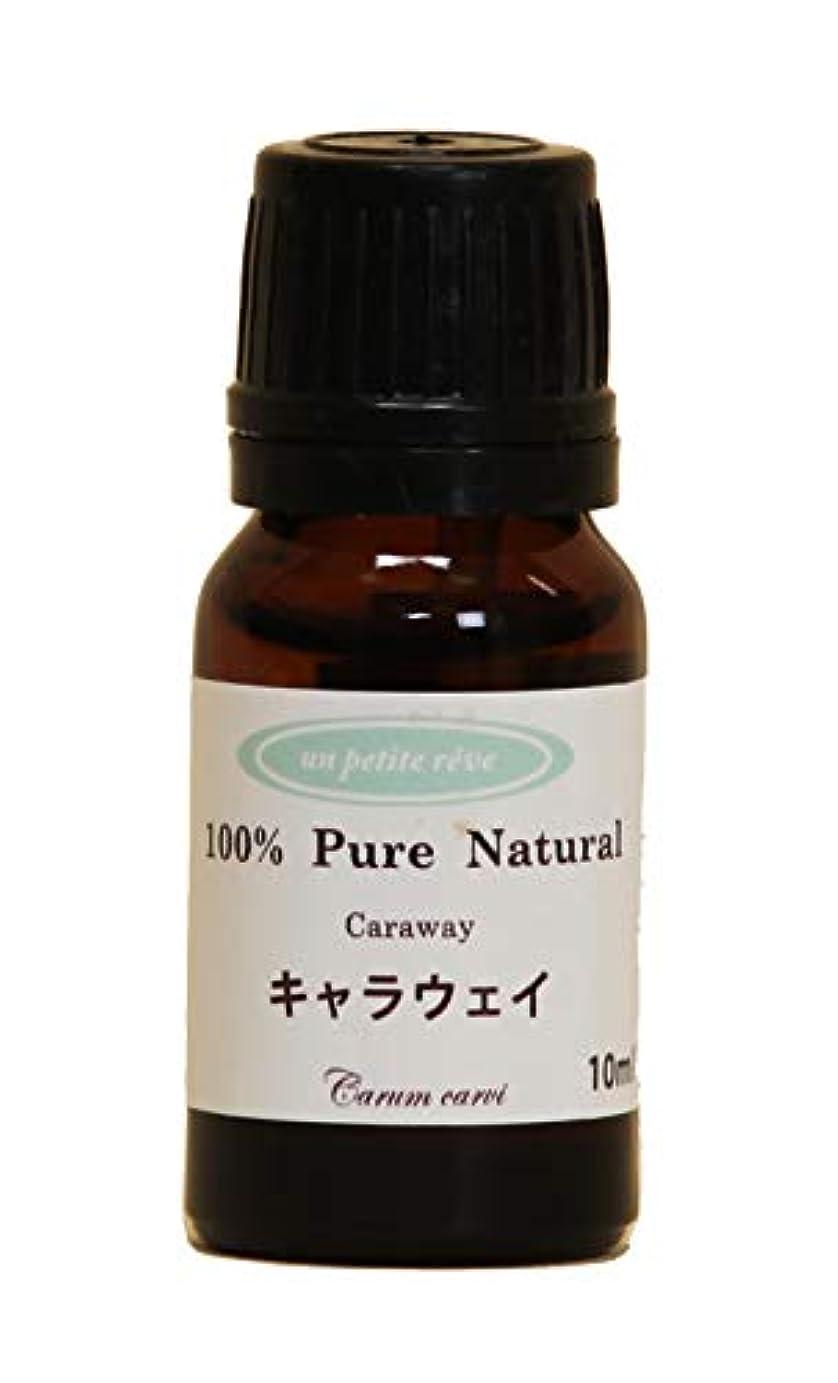 キャラウェイ  10ml 100%天然アロマエッセンシャルオイル(精油)