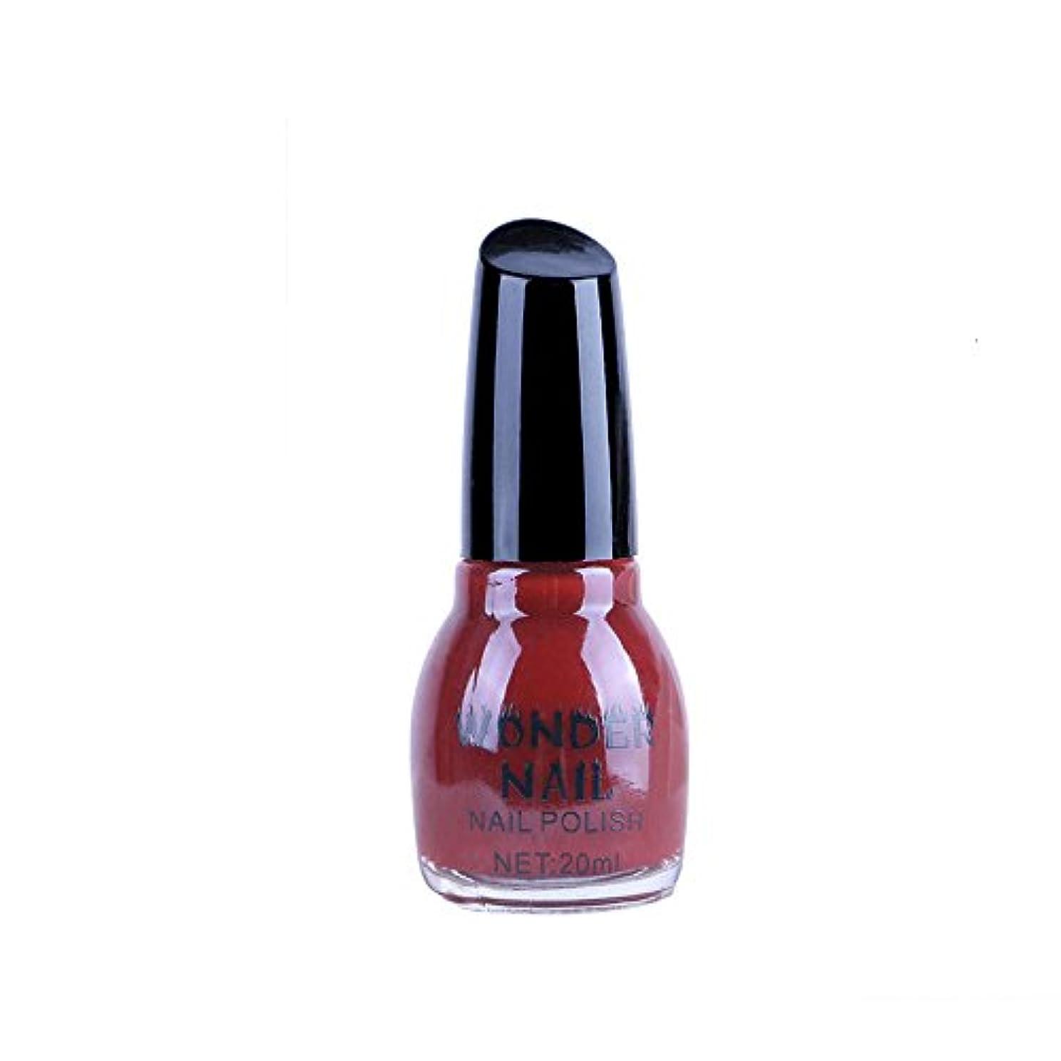 幸運な太陽 マニキュア ネイルカラー ネイルアート 化粧品 ポリッシュ 速乾性 ネイルポリッシュ カラー ネイルアート20ml 超薄型