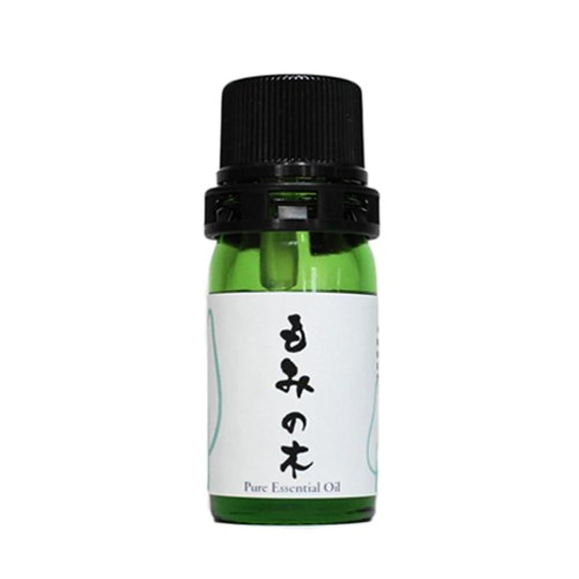 多年生封筒合理的和精油 モミの木(北海道産) エッセンシャルオイル 5ml