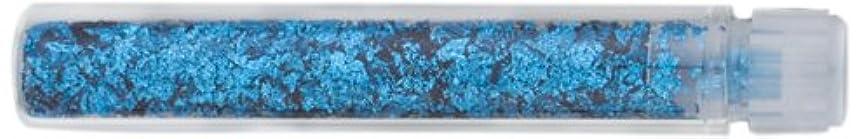 お金ゴム大気等ピカエース ネイル用パウダー シャインリーフ #683 藍色 0.05g