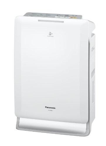 Panasonic 加湿空気清浄機 エコナビ×ナノイー ホワイト F-VXH35-W