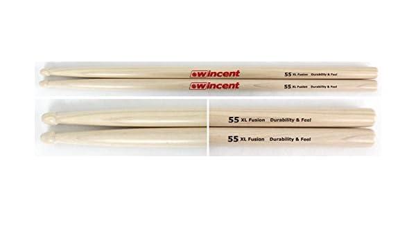 Wincent Drumsticks 55 Fusion Sticks Drumsticks