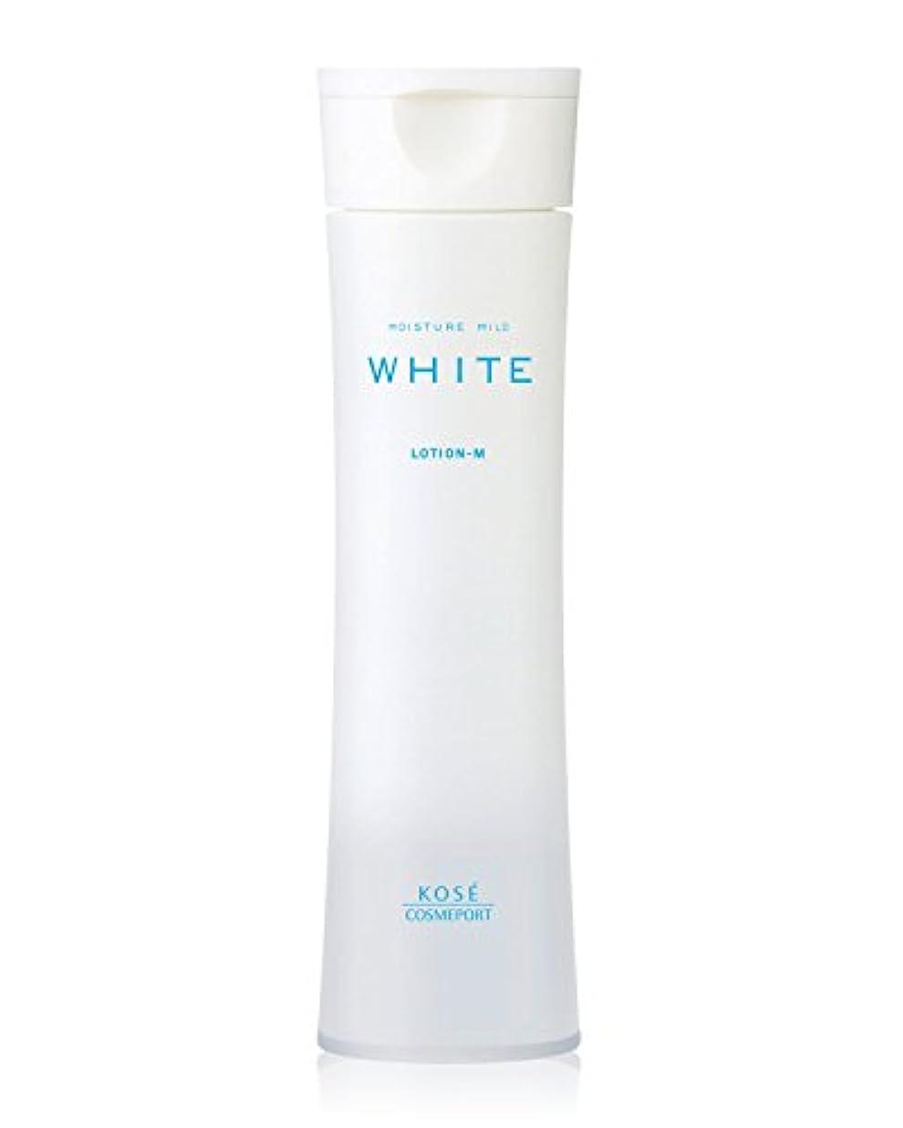 大声でキャプテン医薬品モイスチュアマイルド ホワイト ローションM (しっとり 化粧水) 180mL