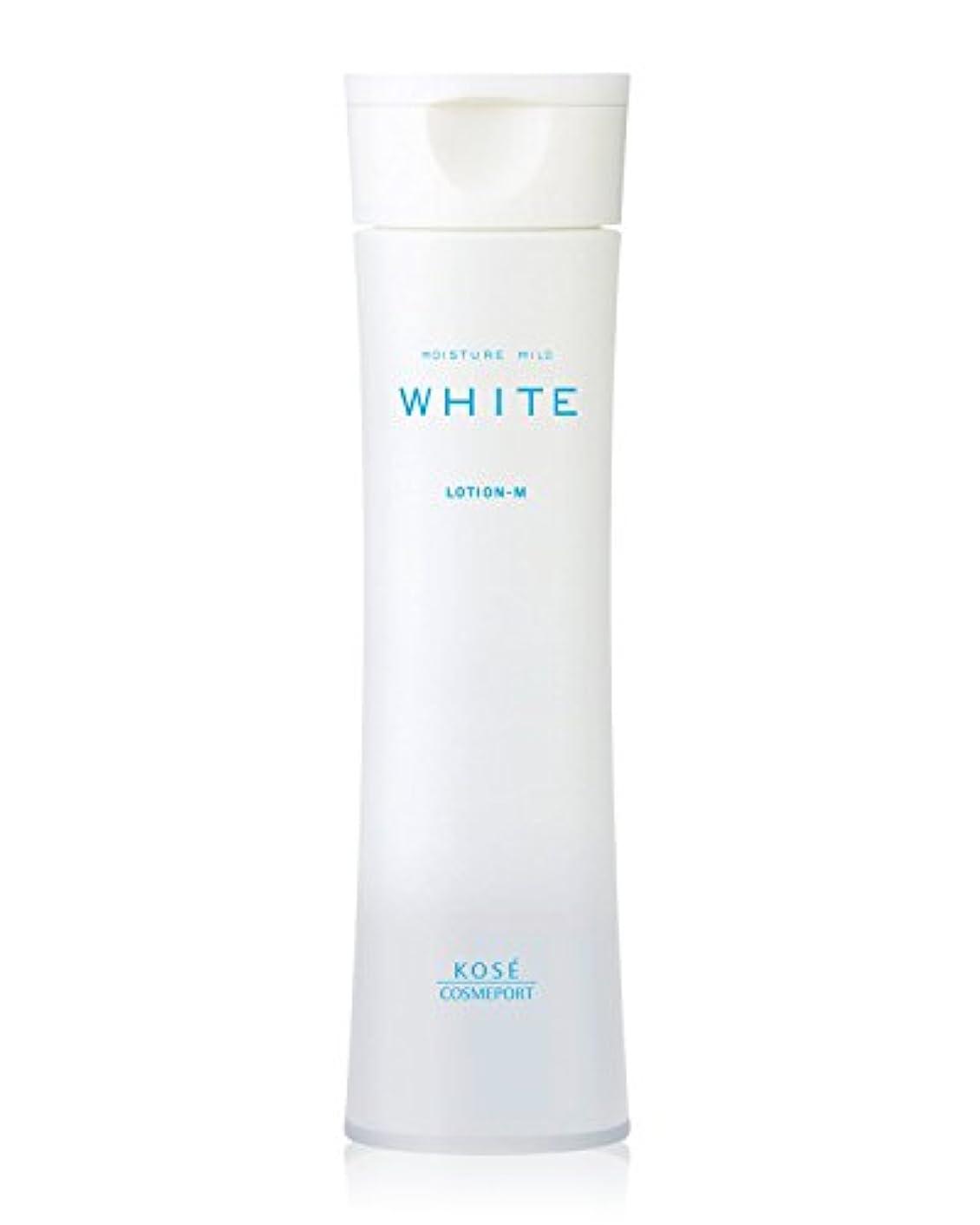 翻訳する掃除パフモイスチュアマイルド ホワイト ローションM (しっとり 化粧水) 180mL
