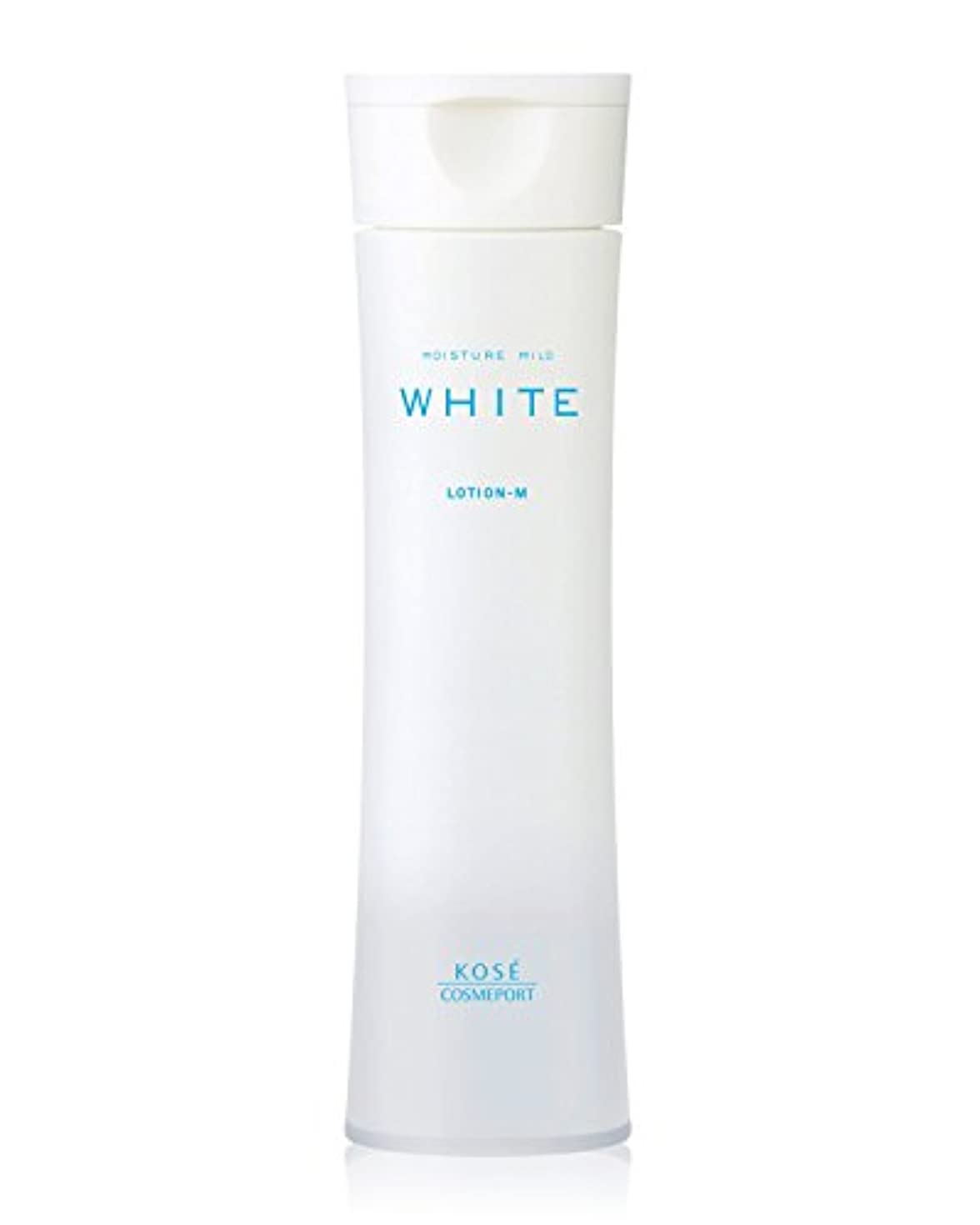 リズミカルな開いた春モイスチュアマイルド ホワイト ローションM (しっとり 化粧水) 180mL