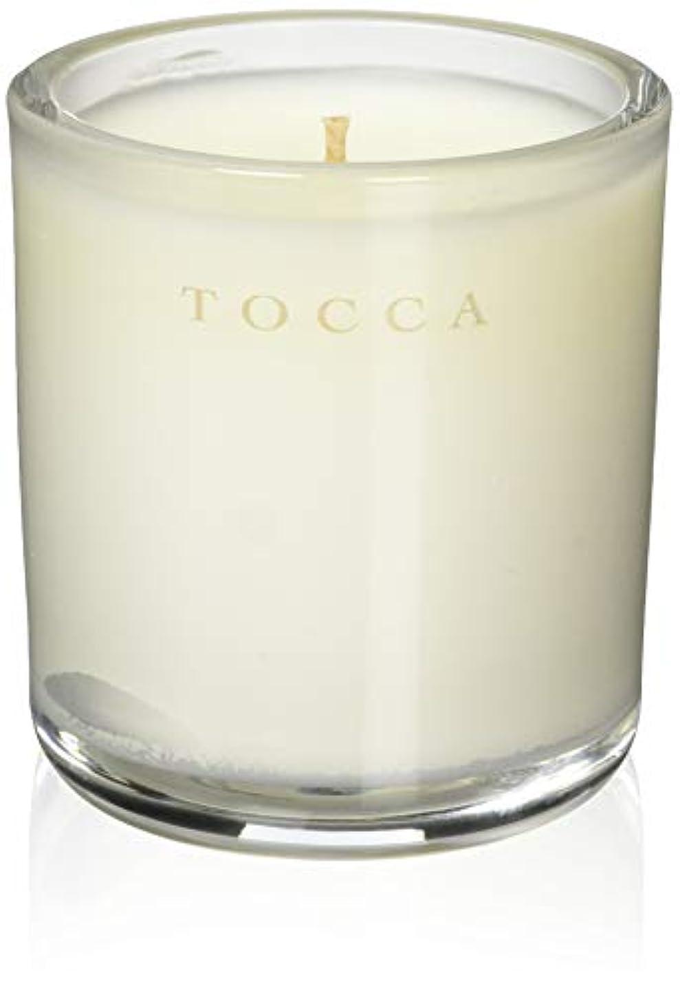 スピーカー連合主張するTOCCA(トッカ) ボヤージュ キャンデリーナ モントーク 85g (ろうそく 芳香 キューカンバーの爽やかな香り)