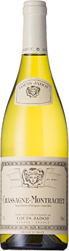 ルイ ジャド シャサーニュ モンラッシェ ブラン 750ml [フランス/白ワイン/辛口/ミディアムボディ/1本]