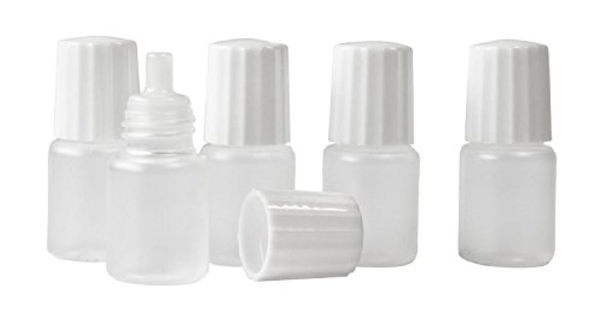 マラウイ消毒剤肌寒いスポイトタイプ点眼容器 5ml 500本セット