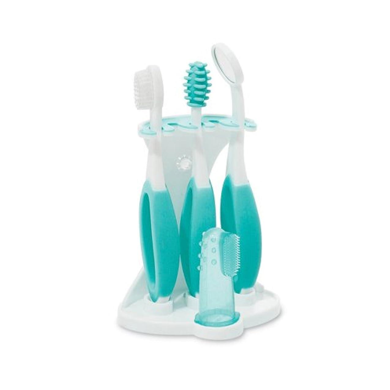 暴徒玉ねぎ母性Summer Infant, Oral Care Kit, 5 Piece Kit