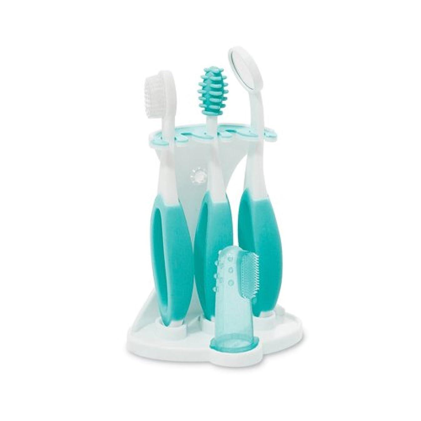 オーバードロー木曜日ヒステリックSummer Infant, Oral Care Kit, 5 Piece Kit