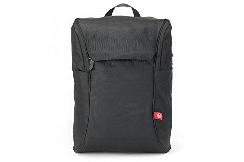 軽量ラップトップバックパック booq Daypack black-red