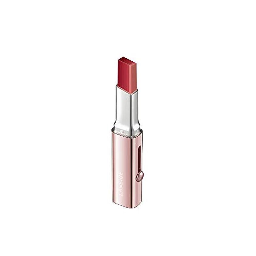 脚本あえて石【ラネージュ】階層リップバー(1.9G)/ Layering Lip Bar-6つのカラーでのグラデーションカラー演出 (#11 MUDDY RED)
