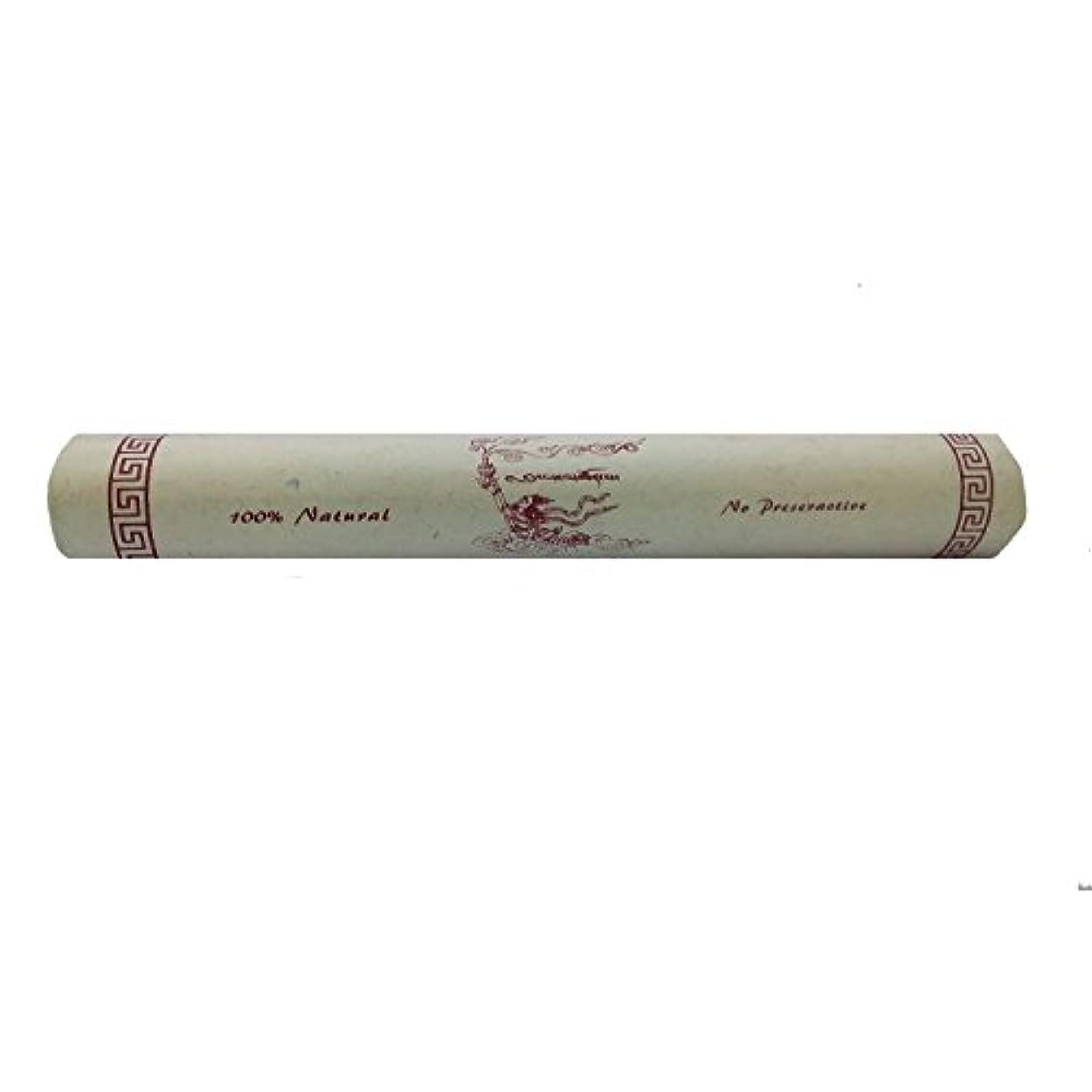 雪金銭的ファイバLama Chodpa チベット香 天然チベタンインセンス Medium 31本入【環境浄化】