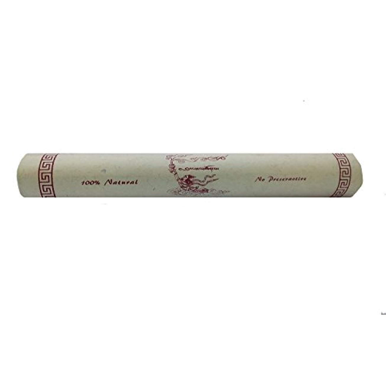 バッフル機動従順なLama Chodpa チベット香 天然チベタンインセンス Medium 31本入【環境浄化】