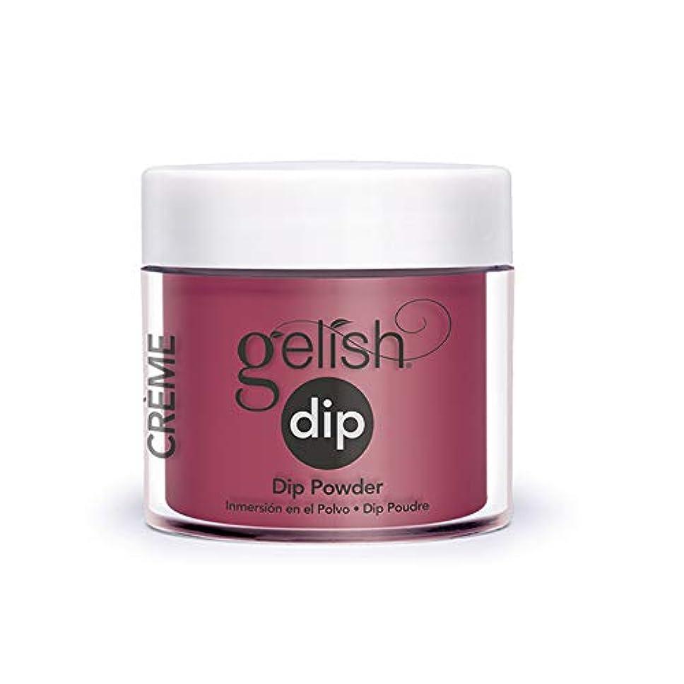 黒和らげる形成Harmony Gelish - Acrylic Dip Powder - Man of the Moment - 23g / 0.8oz