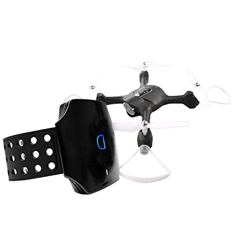 Springdoit ジェスチャーコントロールドローンキットクールな飛行機スマートなジェスチャーコントロールのおもちゃスマートなおもちゃの贈り物