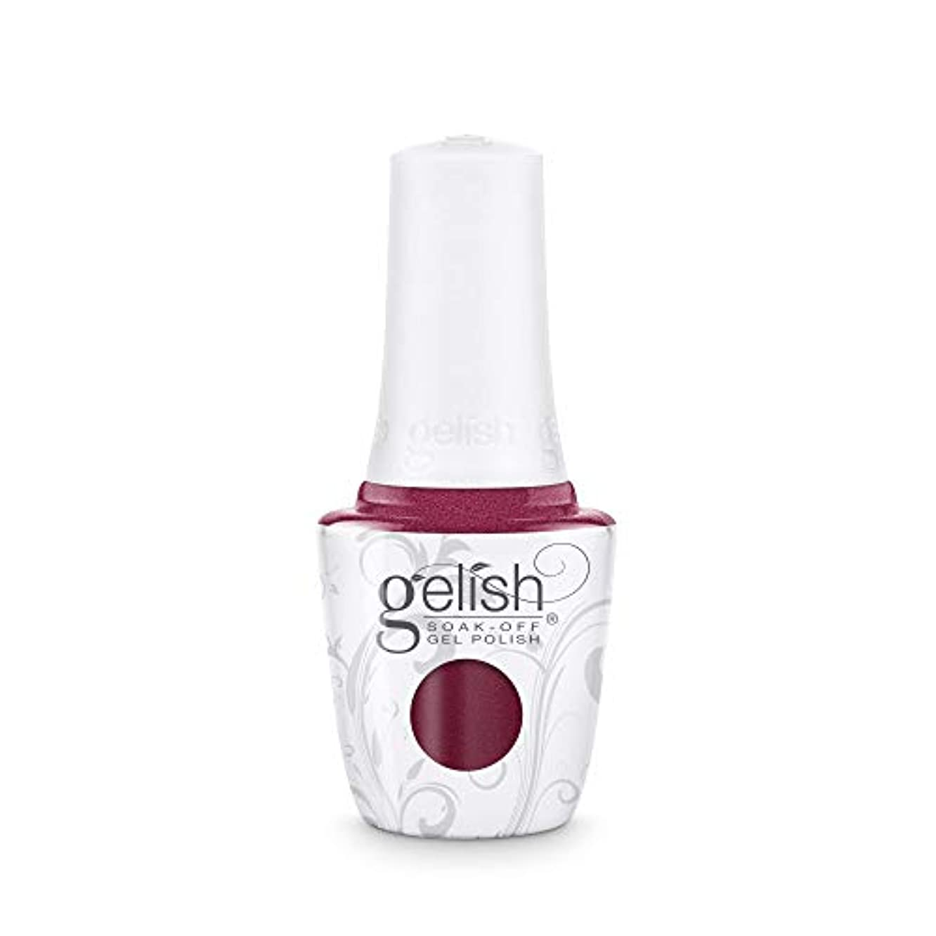 パイロットドレイン速記Gelish Soak-Off Gel - African Safari Collection - Wanna Share a Tent? - 15 ml/05 oz