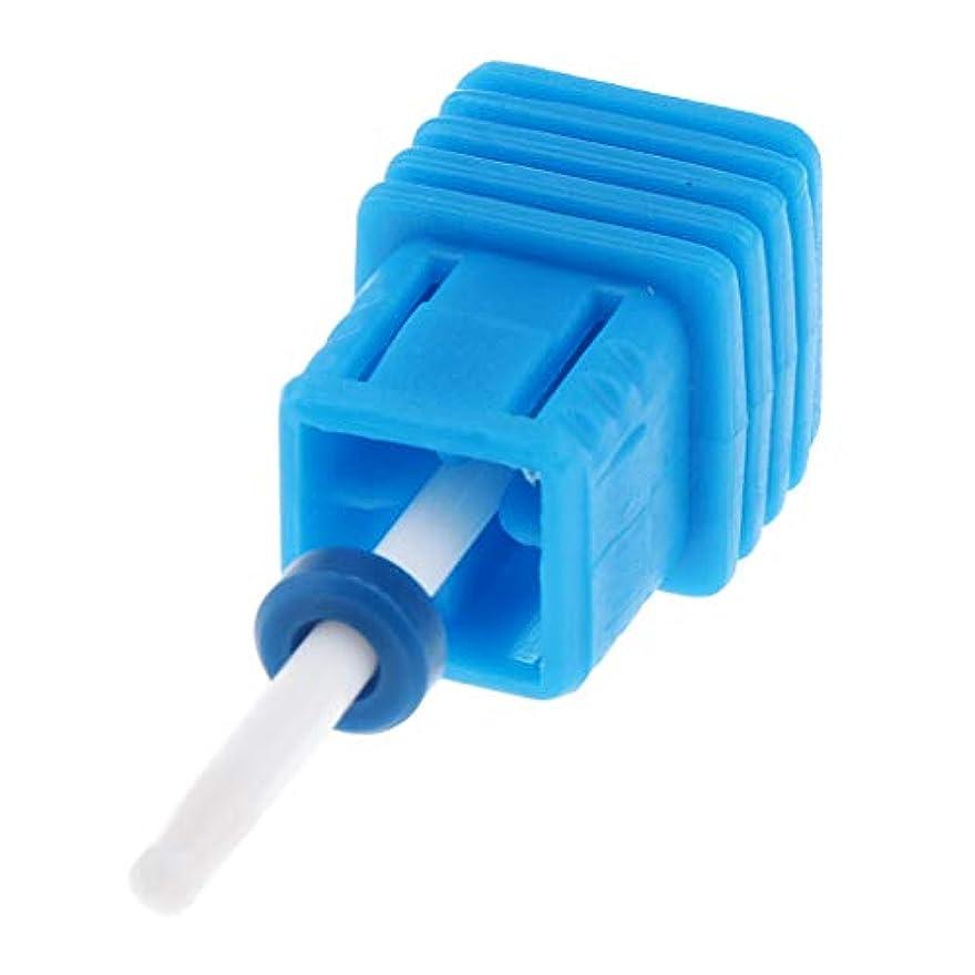 交渉する浴室誤gazechimp ネイルドリルビット セラミック ネイル研磨ヘッド マニキュアツール 全3選択 - 01