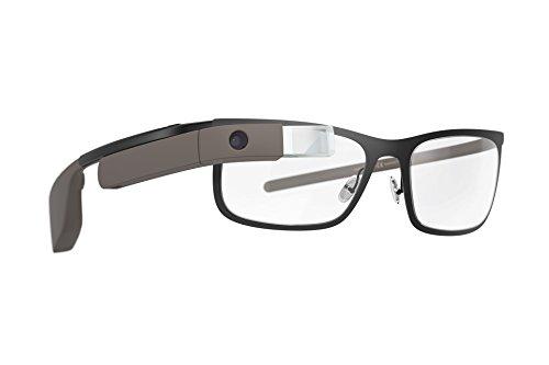 Google Glass グーグルグラス Explorer Edition フレーム付き 2014年モデル(並行輸入品) (シェード(Shale)Bold)