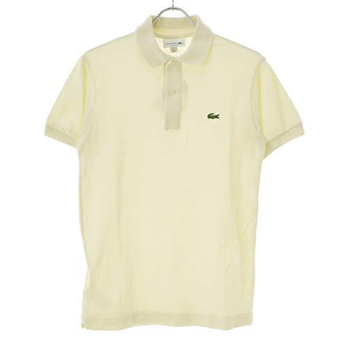 (ラコステ) LACOSTE F8455 ワンポイント刺繍 鹿の子 CLASSIC FIT 半袖ポロシャツ