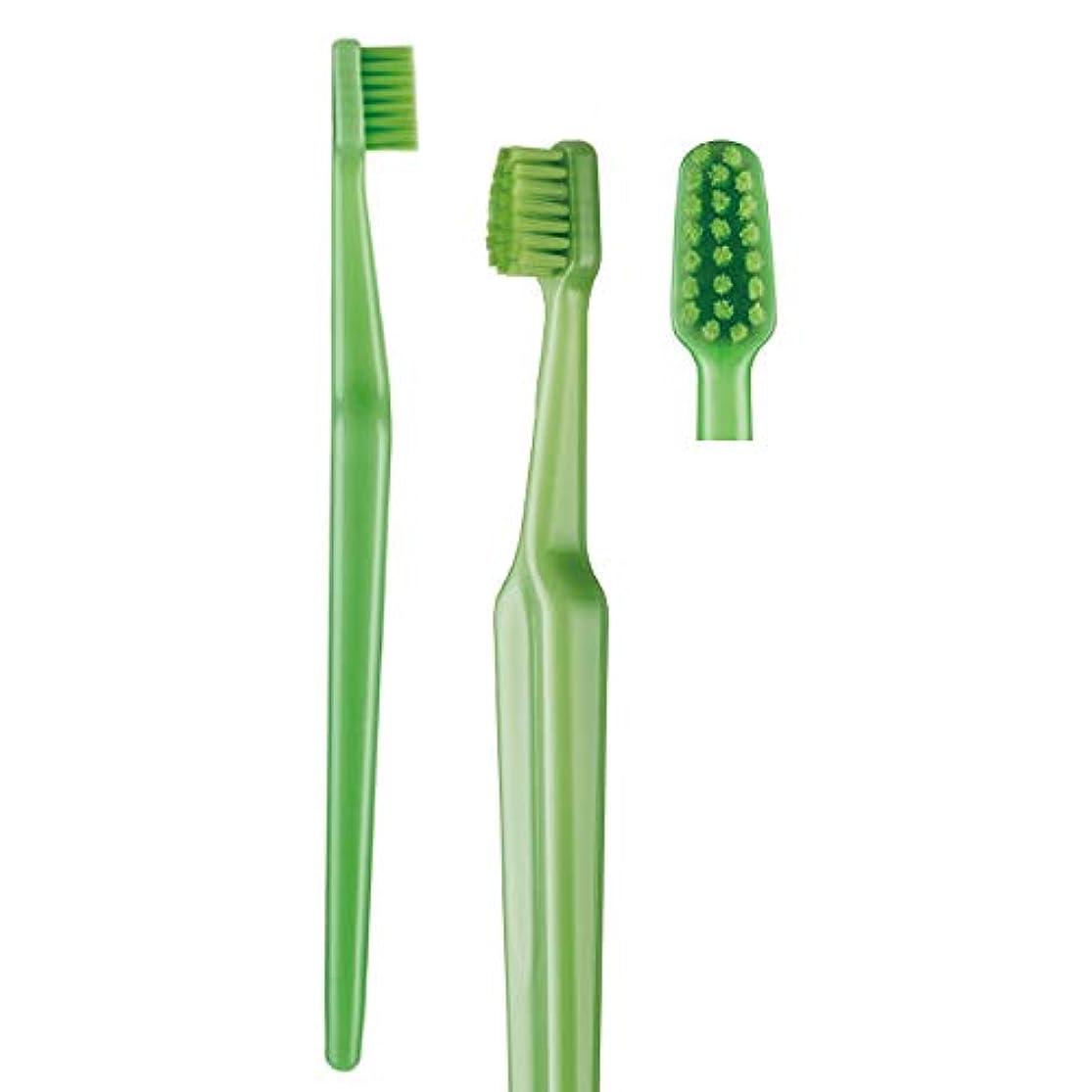 蒸ブロック排泄する歯科専売品 大人用歯ブラシ TePe GOOD (グッド) ミニ エクストラソフト(超やわらかめ) ヘッド小 1本