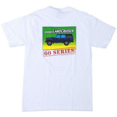 トヨタ ランドクルーザー半袖Tシャツ スペクターオフロード(SPECTER OFF-ROAD)370-60