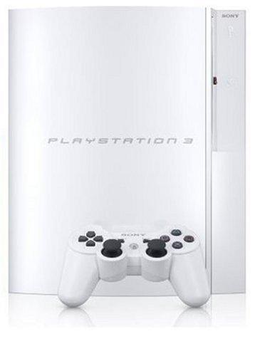 PLAYSTATION 3(40GB) セラミック・ホワイト...
