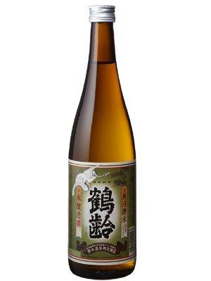 鶴齢 [本醸造酒]