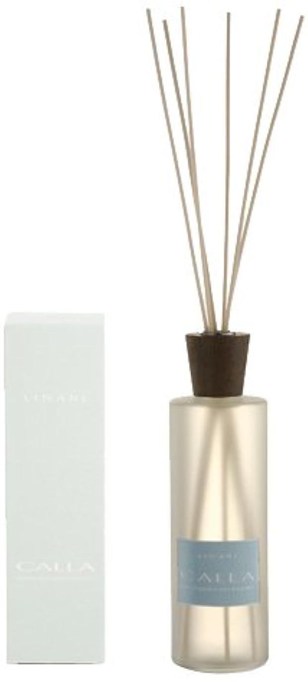 過言絶壁きらめきLINARI リナーリ ルームディフューザー 500ml CALLA カラー ナチュラルスティック natural stick room diffuser
