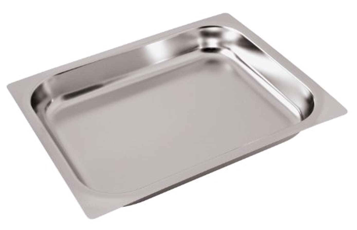 温度計好ましいピッチャーPaderno World Cuisine 36cm by 32cm Stainless-steel Baking Sheet for Hotel Pan - 2/3 (depth: 1.9cm)