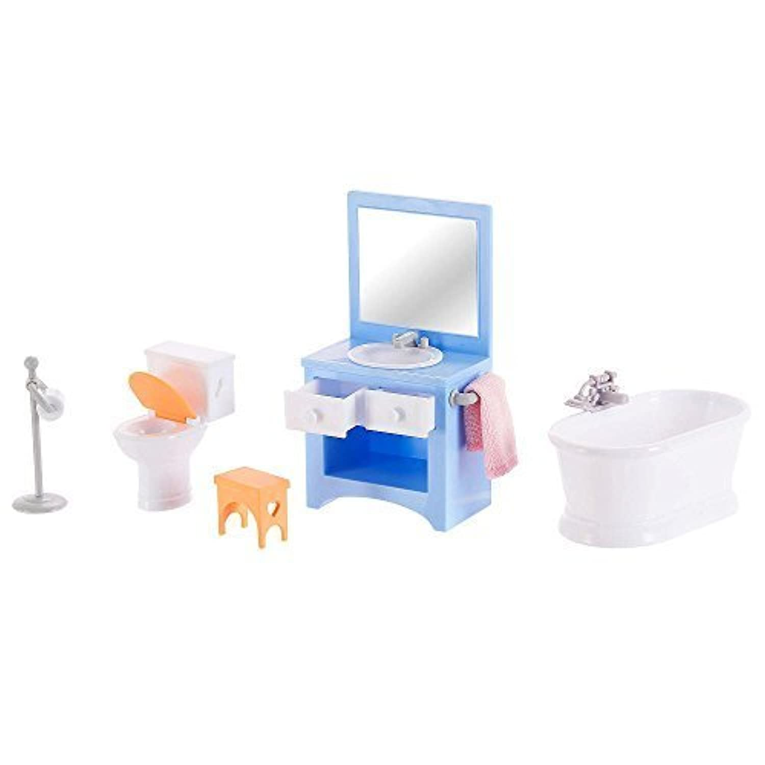You & Me Happy Together Bathroom Set by Toys R Us [並行輸入品]