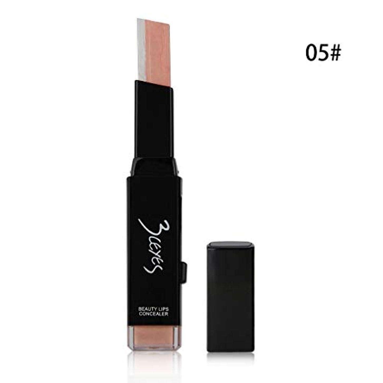 コントロール機械的に違反する3CEYESダブルカラーは女性の化粧品メイクアップアイシャドウロング防水アイシャドウアイクリームペンラスティング