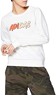 [アディダス] スウェット マストハブ グラフィック スウェットシャツ IZD23 レディース