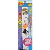 簡単フカセ釣セット3B (水中ウキなし)