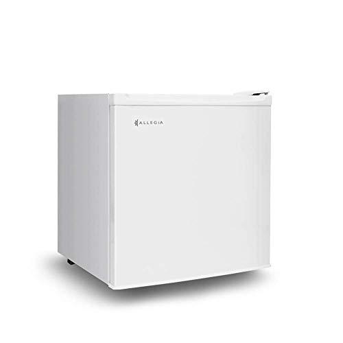 ALLEGiA(アレジア) 小型冷凍庫(36L) 1ドア 庫内LED灯付 家庭用 AR-BD40-NW