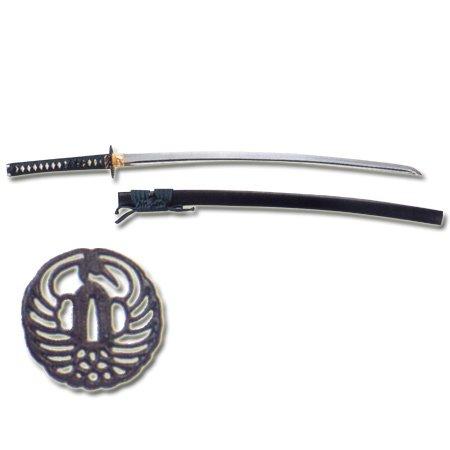 九櫻(クサクラ) 居合刀 小刀 石目 E101 1.5