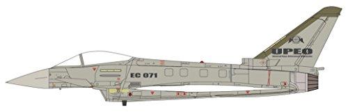 ハセガワエースコンバット ユーロファイター タイフーン単座型 ユーピオ 1/72スケール プラモデル SP355
