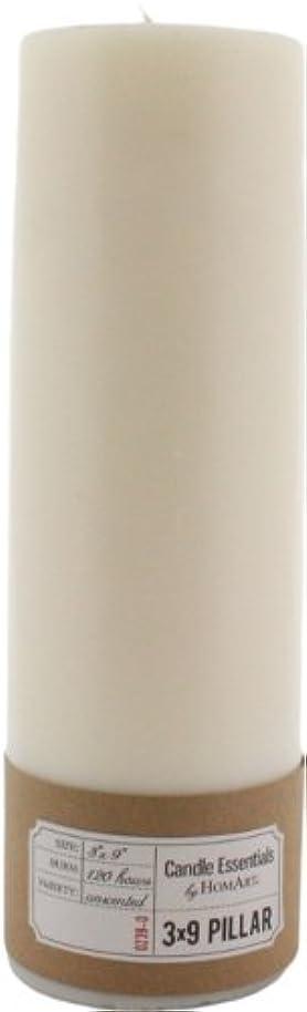 ハング売るガソリンHomArtピラー3 x 9 (アイボリー) 3-Inch by 9-Inch 0239-0